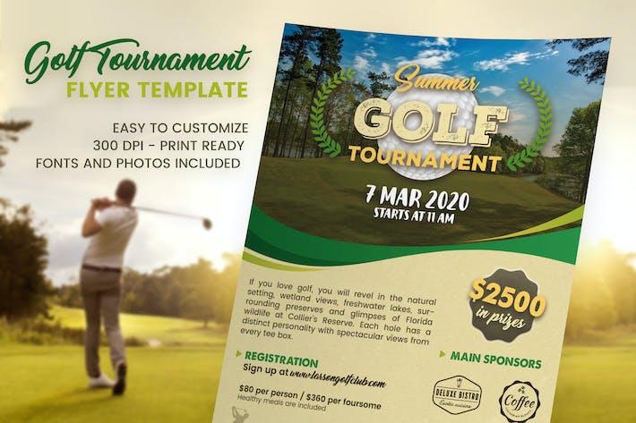 Thumbnail for Golf Flyer