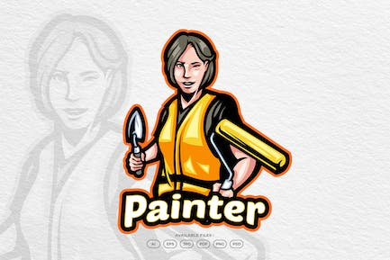 Painting Worker