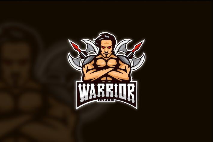 Thumbnail for Warrior Esports Logo