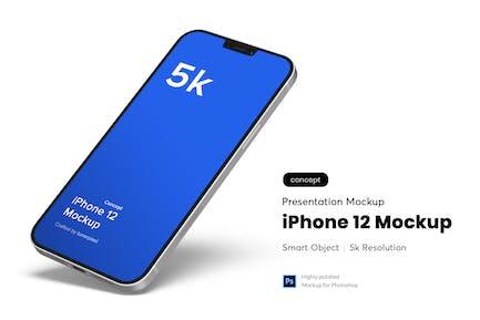 Latest iPhone Mockup (Concept)