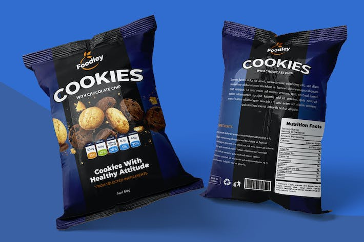 Thumbnail for Cookies Verpackung Design