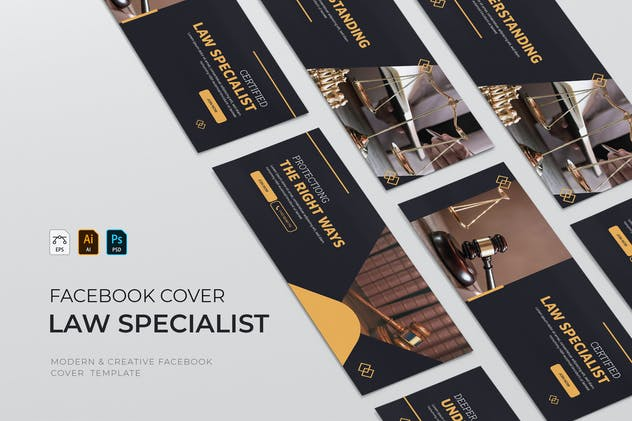 Law Specialist | Facebook Cover
