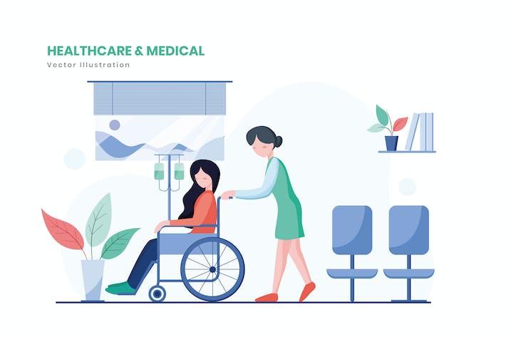 Thumbnail for Здравоохранение и медицинская иллюстрация