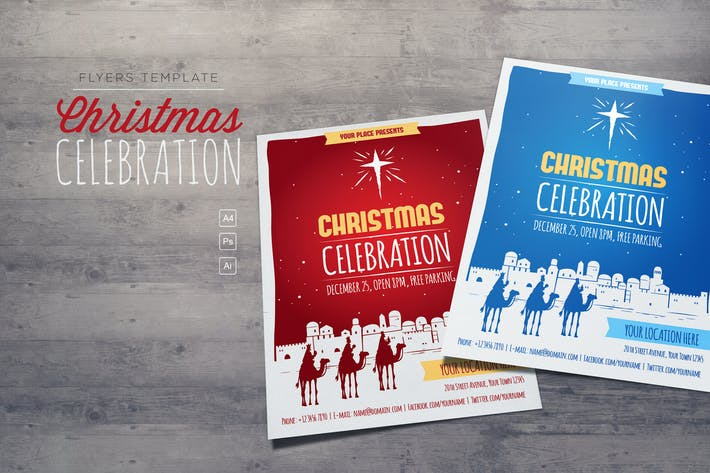 Thumbnail for Christmas Celebration - Bright Star