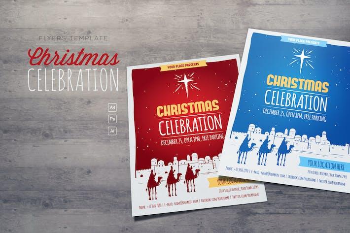 Christmas Celebration - Bright Star
