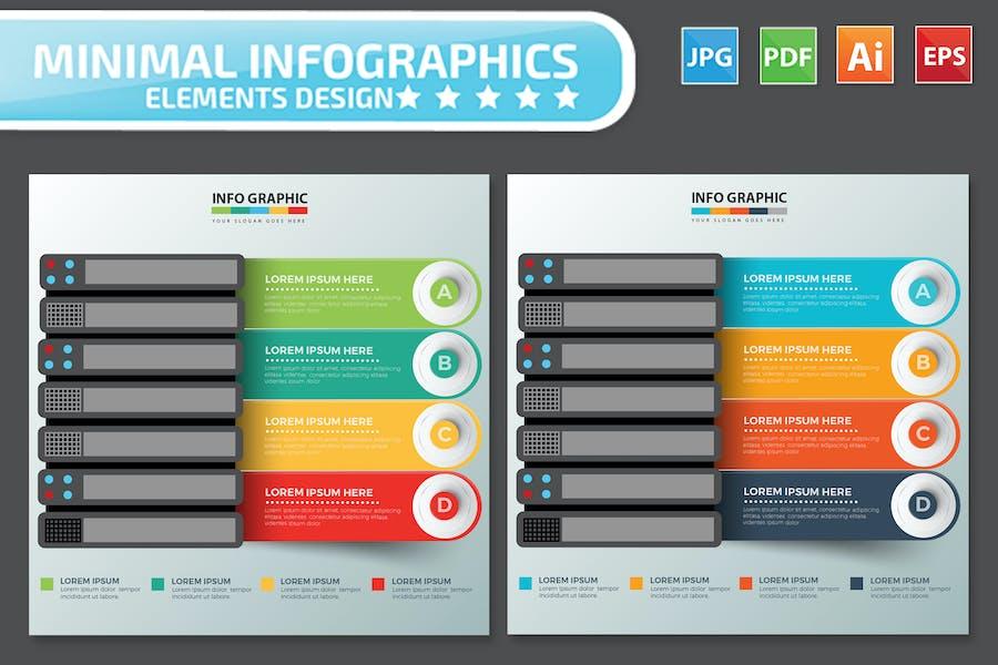 Database Infographics design