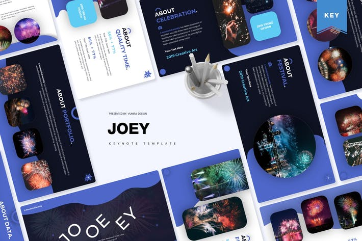 Thumbnail for Joey | Keynote Template