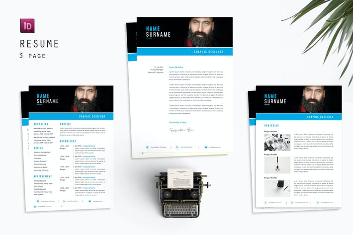 Thumbnail for Hiring Manager Resume Designer