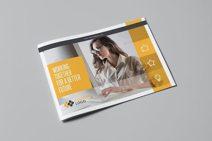 Thumbnail for Multipurpose Business Landscape Brochure