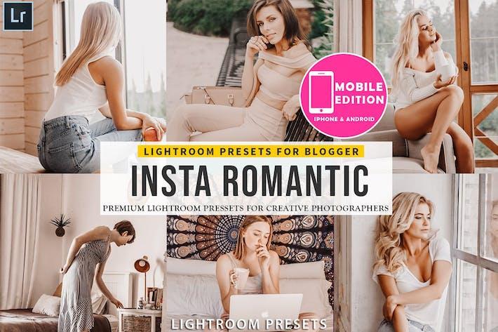 Thumbnail for Insta romantic Lightroom Presets