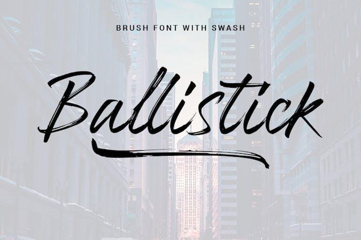 Thumbnail for Ballistick - Fuente Pincel con Swash