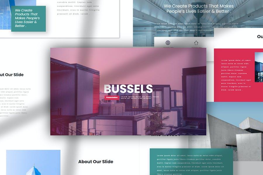 Bussels – Google Slide Templates
