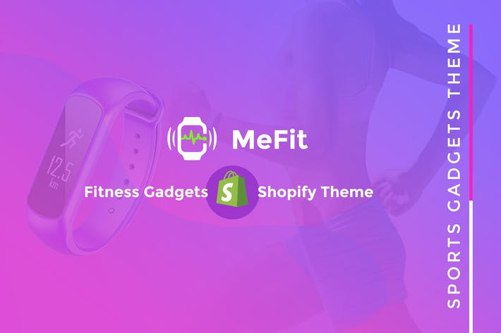 Thumbnail for MeFit - Shopify Gym, Fitness Store Tema