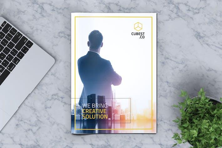 Thumbnail for CUBEST - Business Brochure