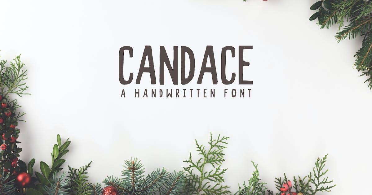 Download Candace A Handwritten Font + Bonus by creativetacos