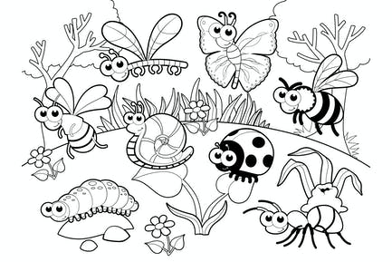 Bugs and a Snail