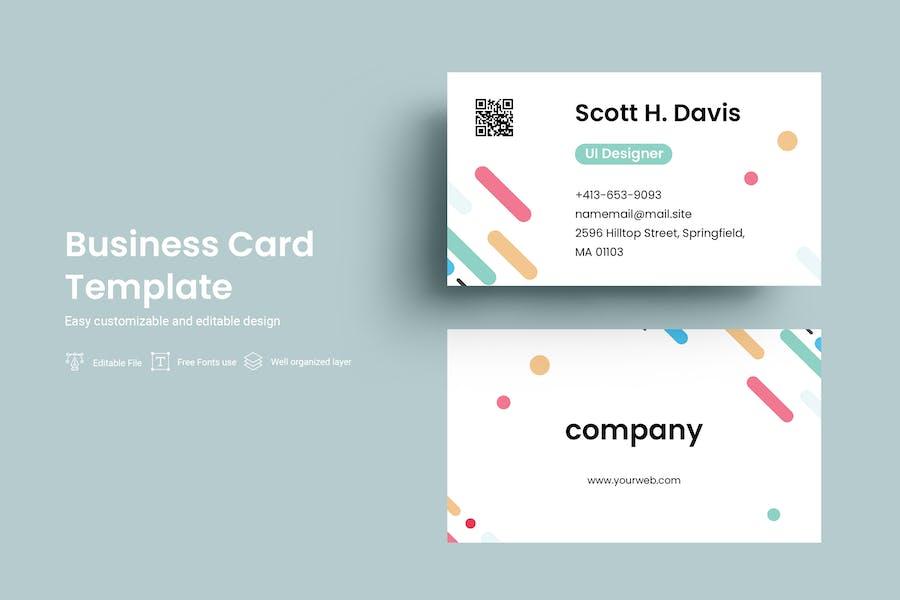 VDN Business Card v3.1