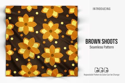 Brown schießt Muster