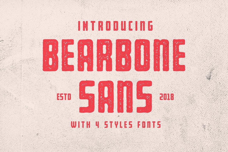 Bearbone