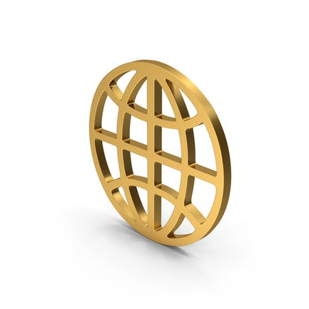 Символ веб-золото