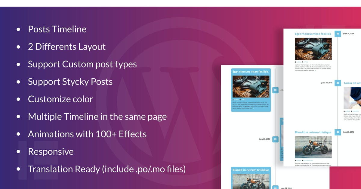 Download Timeline for Elementor WordPress Plugin by ad-theme