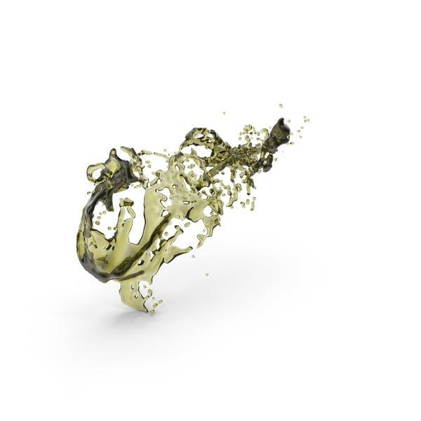 Olive Oil Splash
