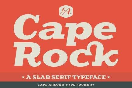 CA Cape Rock