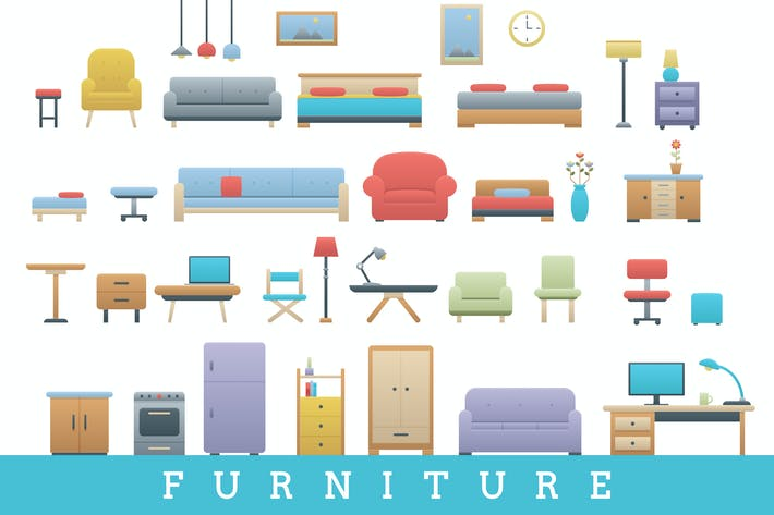 Thumbnail for Furniture Icon
