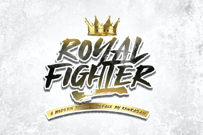 Thumbnail for Royal Fighter
