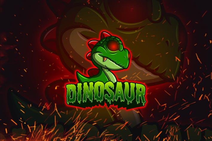 Thumbnail for Baby Dinosour - Esport & Mascot Logo YR