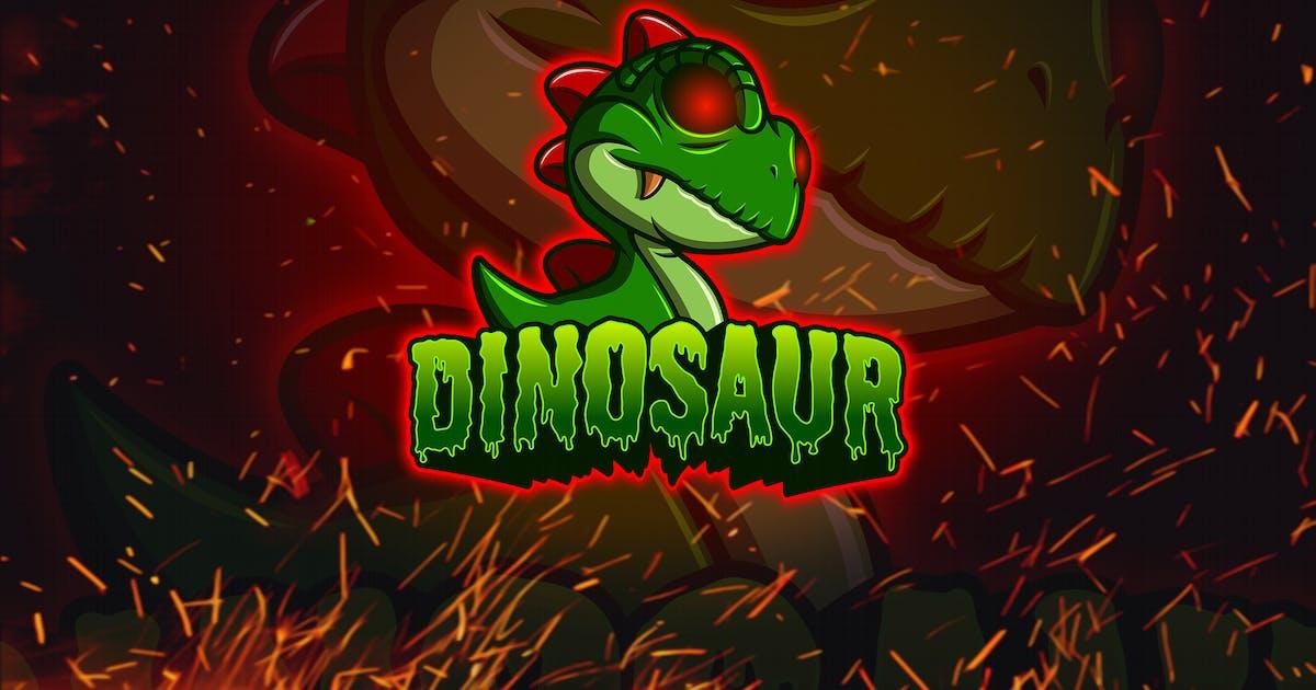 Download Baby Dinosour - Esport & Mascot Logo YR by Rometheme