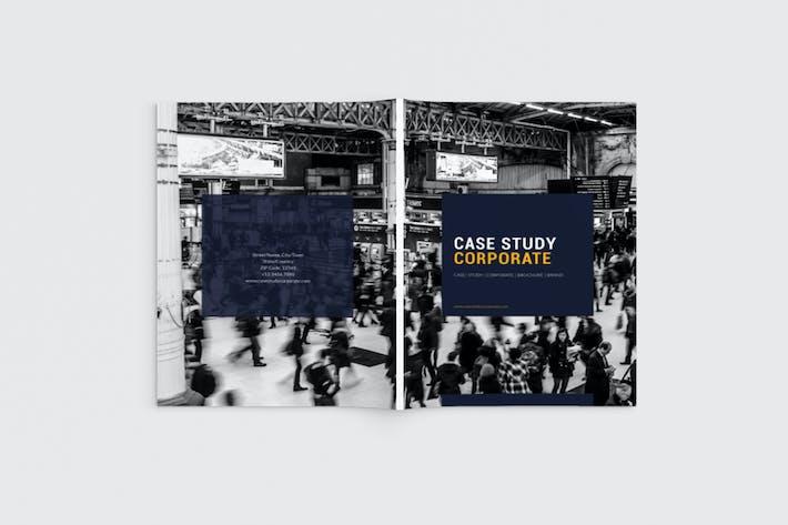 Multipurpose Corporate Magazine