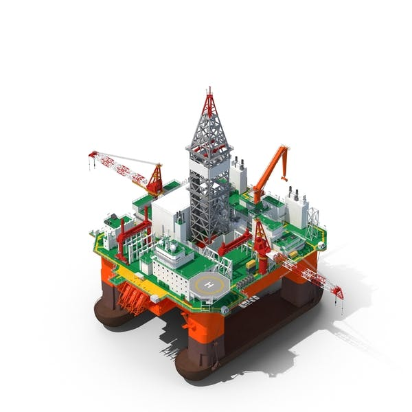 Thumbnail for Oil Rig