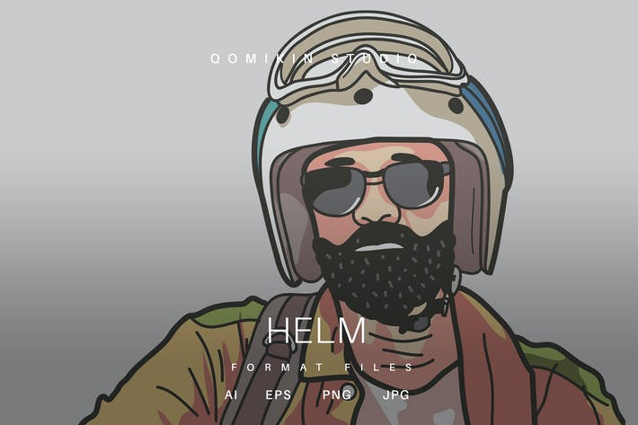 Thumbnail for Helm Illustration