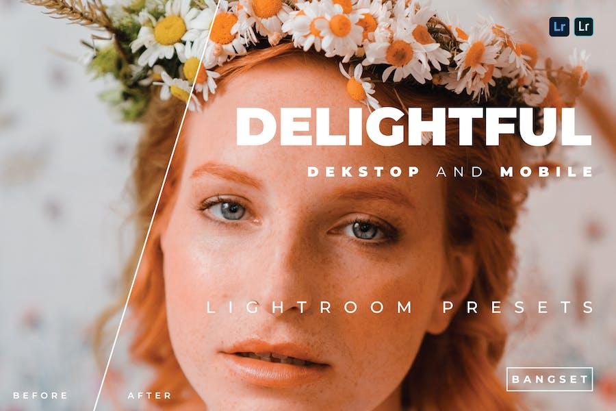 Восхитительный набор Lightroom для настольных ПК и