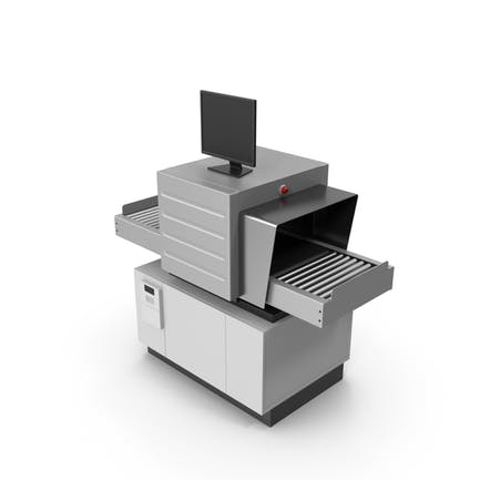 X-Ray Baggage Scanner
