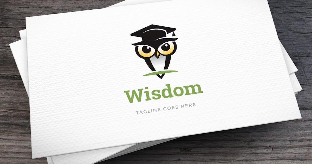 Download Wisdom Logo Template by empativo