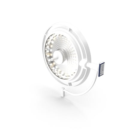 Luz quirúrgica LED