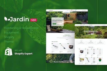 Jardin - Gardening & Houseplants Equipment Shopify