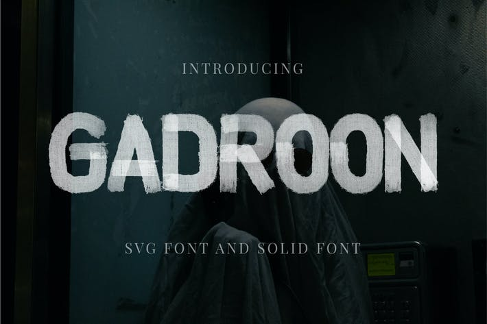 Thumbnail for Gadroon - Fuente SVG