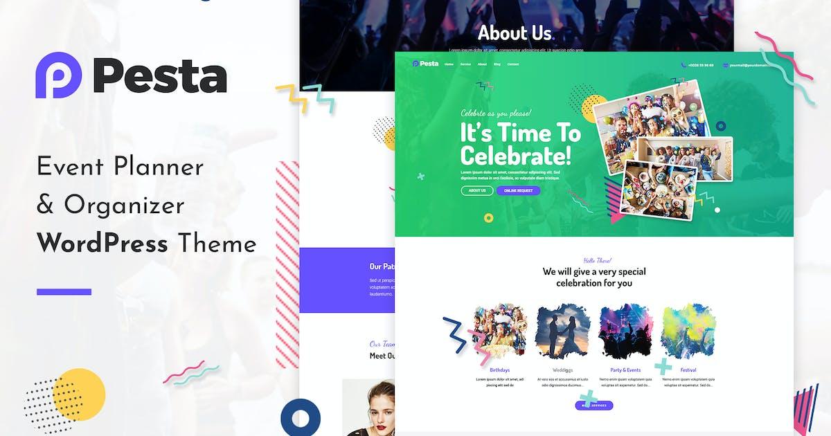 Download Pesta | Event Planner & Organizer WordPress Theme by themesawesome