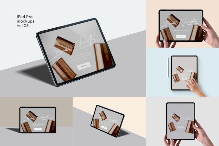 Thumbnail for iPad Pro Mockups