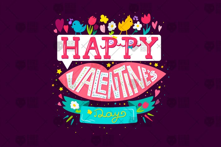 Thumbnail for Happy Valentine's Day Greeting
