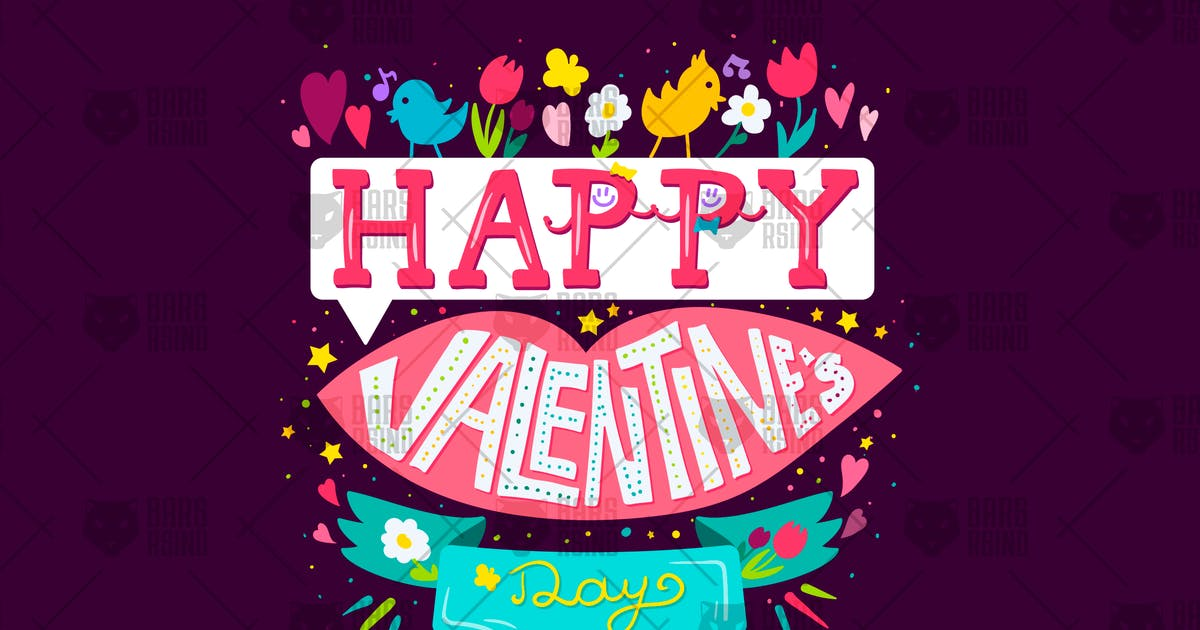 Download Happy Valentine's Day Greeting by barsrsind