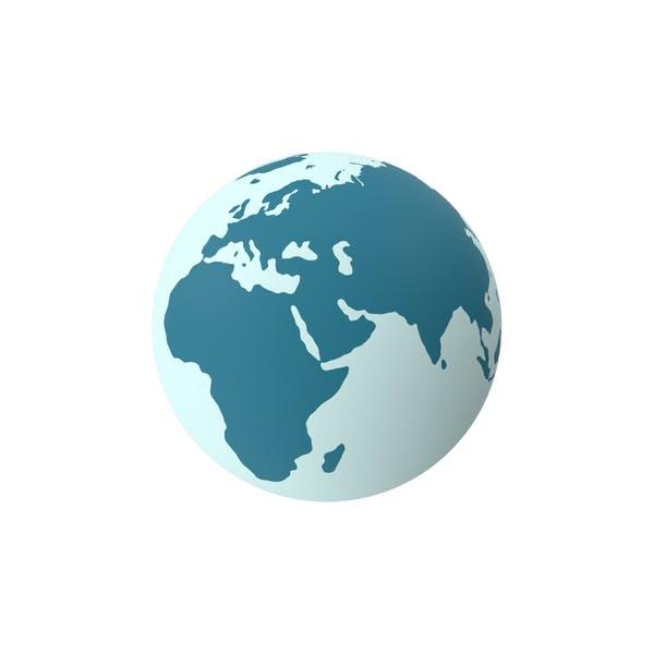 Earth Scheme Blue