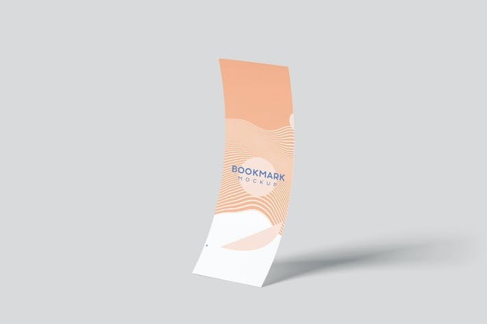 Bookmark Mockups