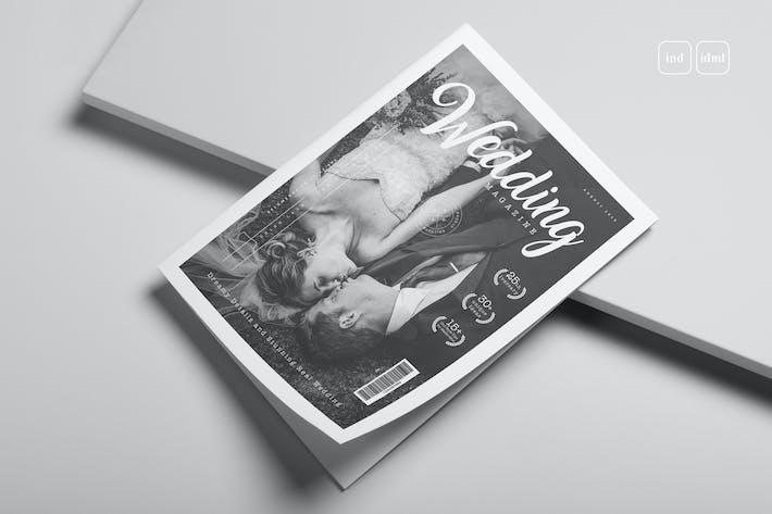 Thumbnail for Wedding Magazine