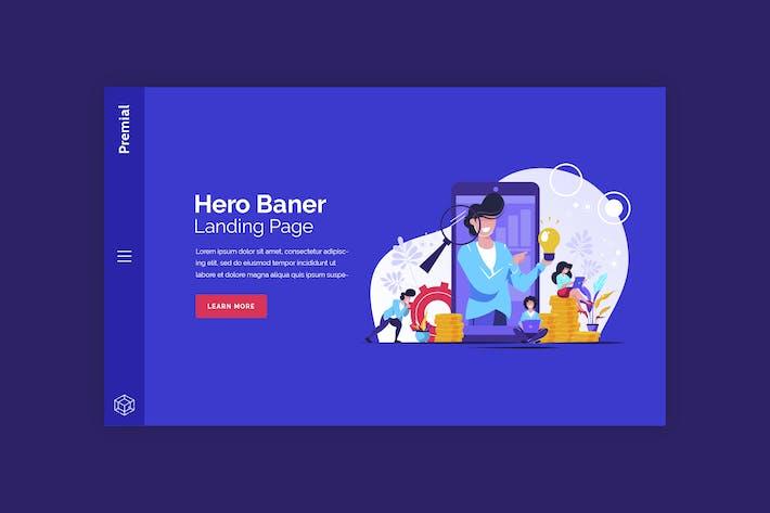 Thumbnail for Premial - Mobile App Development Banner