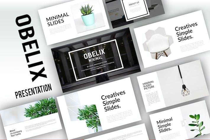 Thumbnail for Keynote Obelix Минимальная