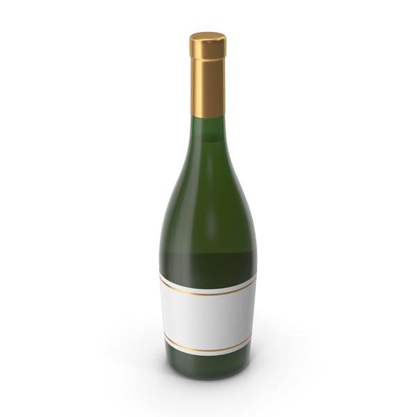 Botella Champagne Oro